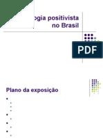 Criminologia Positivista No Brasil - Final