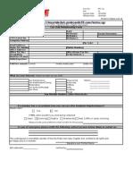 KIA Pride Club Membership Form