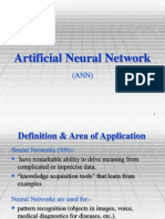 Artificial Neural Network (U)