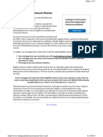Federal Reserve Board Indep Review Criteria
