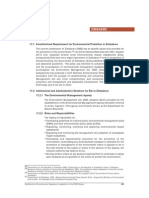 Zimbabwe Environmental Policy Framework