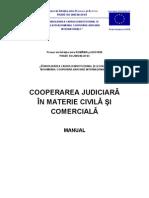 Cooperare Judiciara EU in Materie Civila Si Comer CIA La