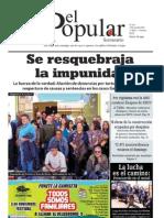 El Popular N° 163 - 4/11/2011