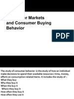 Marketing Consumer Behaviour Prashant