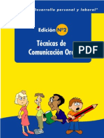 Tecnicas Comunicacion