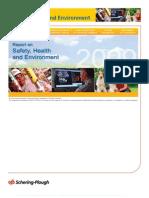 2009 S-P SHE Annual Report