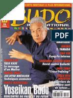 Article sur le Yoseikan Budo - Budo International 70 - 02-2001