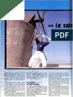 Article sur le Yoseikan Budo - Karate 363 - 01-2008