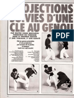 Article sur le Yoseikan Budo - Karate 31 - 03-1977