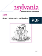 2004 2005 Gr3 Math and Reading