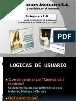 Logicas Para Generar Reportes en Excel