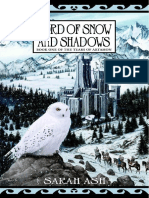 LORD OF SNOW AND SHADOWS by Sarah Ash, Excerpt