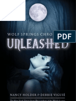 Unleashed by Nancy Holder, Debbie Viguie