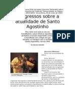 Agostinho - Congresso Sobre Santo Agostinho