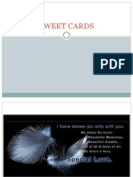 Sweet Cards