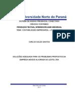 Trabalho 4 Semestre Individual Carlos Souza Santos