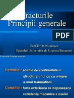 Fracturi - Principii Generale
