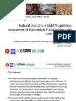 S3 ASEAN DRFI Forum FinRiskProfiles&Impacts Nov3