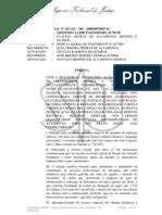 STJ - MANDATO - ADVOGADO - ESPÓLIO