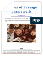 A Rites of Passage Framework_1st Edition
