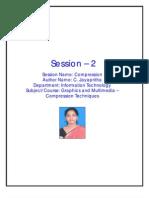 Compression ha C Oxford Engineering College S2