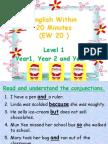English Within 20 Minutes Level 1