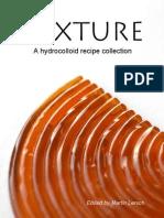 Hydro Colloid Recipe Collection