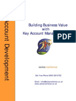 Key Account Workshop Brochure
