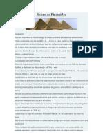 Sobre as Piramides