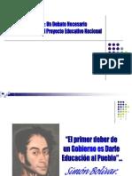 La Educacion Estado Docente Aristobulo Isturiz