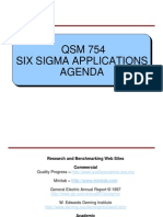 2555571 Six Sigma and Minitab 13
