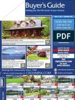 Coldwell Banker Olympia Real Estate Buyers Guide November 5th 2011