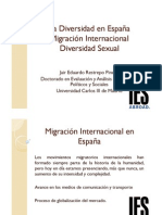 La Diversidad en España IES