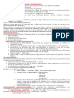 Inter Relaciones Entre Medicina y Odontologia