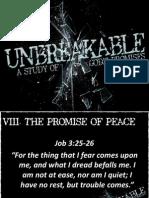 Unbreakable Week 8