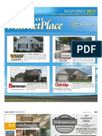 Real Estate Marketplace - November, 2011