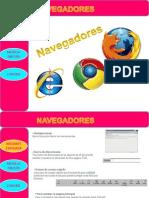 diapositivas navegadores