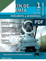 Boletin 01 Indice de Competitividad Regional en Mexico