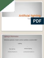 Artificial Lighting 2