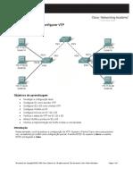 configurando VTP