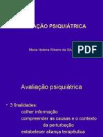 AVALIAÇÃO PSIQUÁTRICA v1
