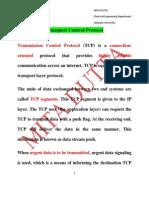 Transport Control Protocol