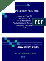 Materi 2-3-4 Manajemen Mutu 2