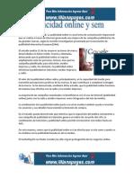 Publicidad Online y Sem