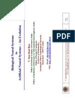 Biological Neural Systems-Presentation