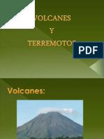 Geociencias Volcanes y Terremotos