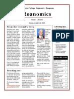 Roanomics, Vol 2, Issue 1