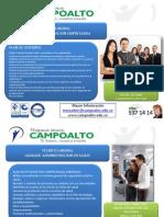 PROGRAMAS CAMPOALTO-PQT