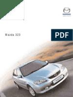 Mazda323 Brochure
