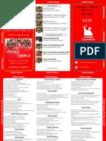 Manifesto UC 2011